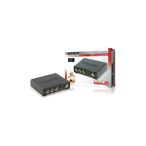Component naar HDMI converter