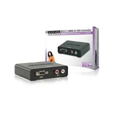 HDMI naar VGA converter