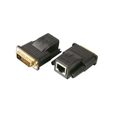 Aten Mini Cat 5 DVI verlenger
