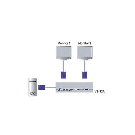 Aten 2-voudige VGA splitter