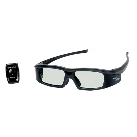 Optoma ZF2100 3D bril + 3D-RF System ontvanger (HD33, HD300x, HD83)