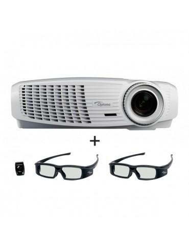 Optoma HD30 (Met 2 gratis 3D brillen!) (HD-30)