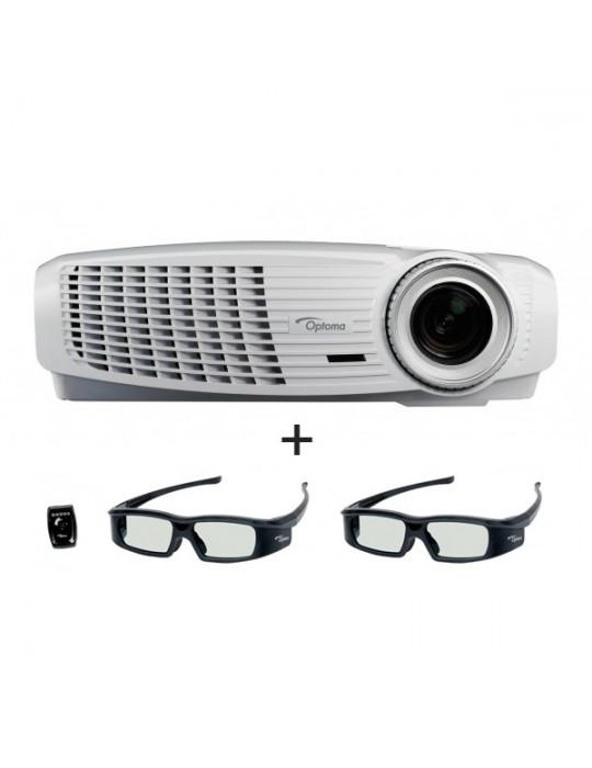 Optoma HD30 front
